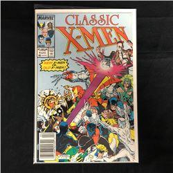 CLASSIC X-MEN #8 (MARVEL COMICS)