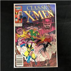 CLASSIC X-MEN #6 (MARVEL COMICS)