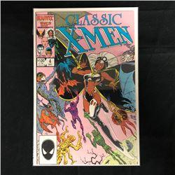 CLASSIC X-MEN #4 (MARVEL COMICS)