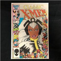 CLASSIC X-MEN #3 (MARVEL COMICS)