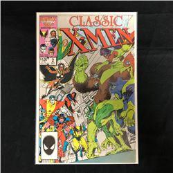 CLASSIC X-MEN #2 (MARVEL COMICS)