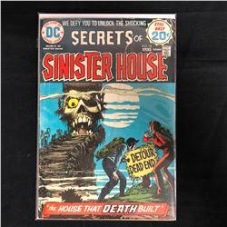 SECRETS OF SINISTER HOUSE #18 (DC COMICS)