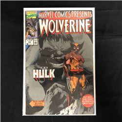 WOLVERINE AND THE HULK #54 (MARVEL COMICS)