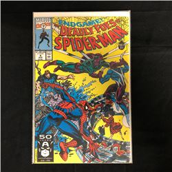 THE DEADLY FOES OF SPIDER-MAN #4 (MARVEL COMICS)