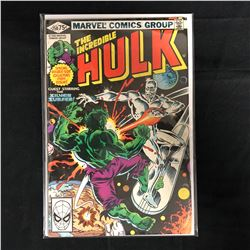 THE INCREDIBLE HULK #250 (MARVEL COMICS)