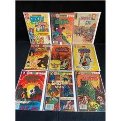CHARLTON COMICS BOOK LOT