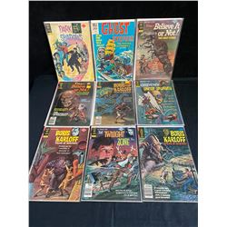 GOLD KEY COMICS BOOK LOT