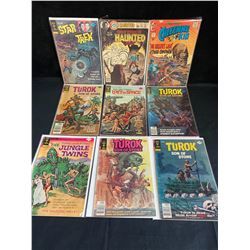VINTAGE GOLD KEY COMICS BOOK LOT