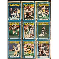 1987 TOPPS FOOTBALL CARD LOT