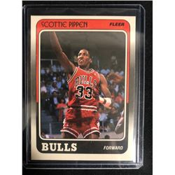 1988 FLEER #20 SCOTTIE PIPPEN RC
