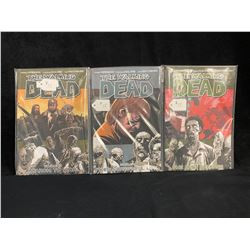 THE WALKING DEAD COMIC BOOK LOT