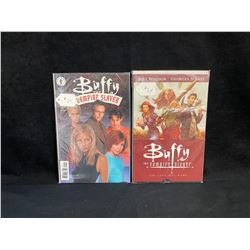 BUFFY THE VAMPIRE SLAYER COMIC BOOK LOT