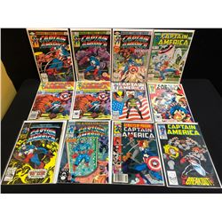 CAPTAIN AMERICA COMIC BOOK LOT (MARVEL COMICS)