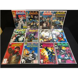 ASSORTED PUNISHER COMIC BOOK LOT (MARVEL COMICS)