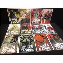 The Strange Tales of LUTHER STRODE COMIC BOOK LOT (IMAGE COMICS)