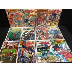 ASSORTED SPIDER-MAN COMIC BOOK LOT (MARVEL COMICS)