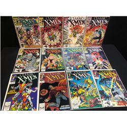 CLASSIC X-MEN COMIC BOOK LOT (MARVEL COMICS)