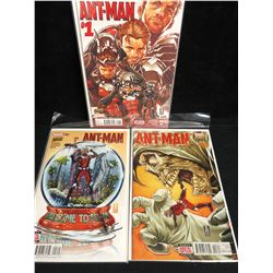 ANT-MAN #1-3 (MARVEL COMICS)