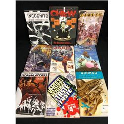 GRAPHIC NOVEL LOT