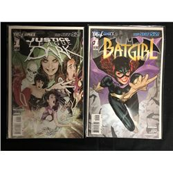 JUSTICE LEAGUE DARK #1/ BATGIRL #1 (DC COMICS)