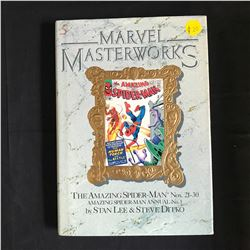MARVEL MASTERWORKS THE AMAZING SPIDER-MAN NOs. 21-30 by STAN LEE & STEVE DITKO