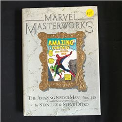 MARVEL MASTERWORKS THE AMAZING SPIDER-MAN NOs. 1-10 by STAN LEE & STEVE DITKO