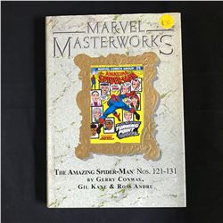 MARVEL MASTERWORKS THE AMAZING SPIDER-MAN Nos. 121-131 by CONWAY, KANE & ANDRU