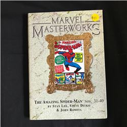 MARVEL MASTERWORKS THE AMAZING SPIDER-MAN NOs. 31-40 by LEE, CONWAY & ROMITA