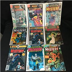 ASSORTED HOUSE OF MYSTERY COMIC BOOK LOT (DC COMICS)