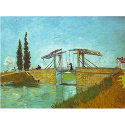 Van Gogh - Bridge At Arles
