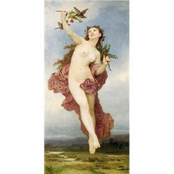 William Bouguereau - Day