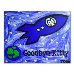 Goodbye Kitty by Goldman Original