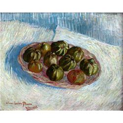Van Gogh - Basket Of Apples