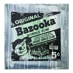 Bazooka Joe by Rodgers Original