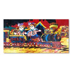 Choo-Choo Children by Henrie (1932-1999)
