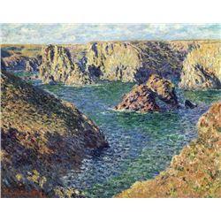 Claude Monet - Port-Donnant