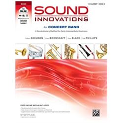 Sound Innovations for Concert Band Book 2