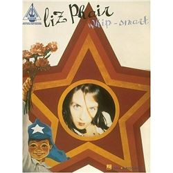 Liz Phair Whip-Smart Song Book for Guitar