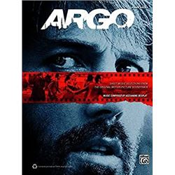 Argo: Piano Solo Sheet Music Selections from the Original Motion Picture Soundtrack (Piano)
