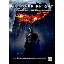 Selections from the Motion Picture The Dark Knight: Piano Solos Sheet music – October 1, 2008