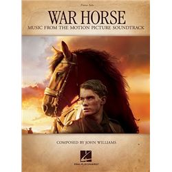 WAR HORSE Music from the Motion Picture Soundtrack ,Series: Piano Solo Songbook,Format: Softcover,Co