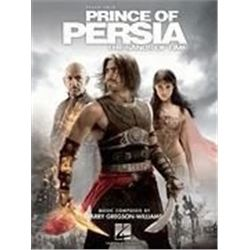Piano Solo The Prince of Persia, The Sands of Time Music from the Motion Picture Soundtrack ,Series: