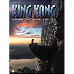 King Kong: Music from the Motion Picture Soundtrack Paperback