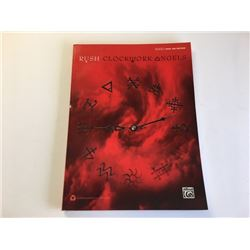 Rush - Clockwork Angels: Authentic Bass TAB Paperback – Aug. 1 2012