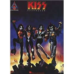 Kiss - Destroyer Songbook (Guitar Recorded Versions)