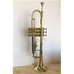 Trumpet- Besson Trumpet w/Case and Mouthpiece