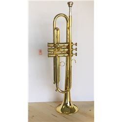Trumpet - Besson with case and mouthpiece