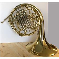 Double French Horn - Besson with mouthpiece and case