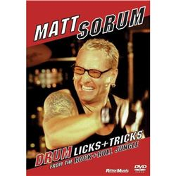 Matt Sorum Drum Licks & Tricks Dvd