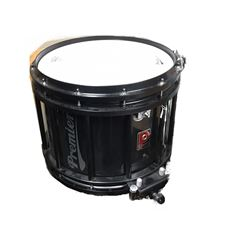 Premier HTS  700 double march snare drum black
